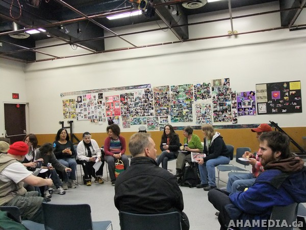 Community, Politics and Resistance in Downtown Eastside Vancouver