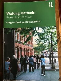 Walking Methods: Research on the Move